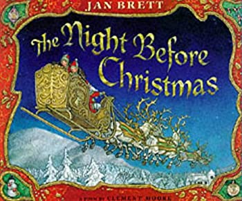 Paperback The Night Before Christmas Book