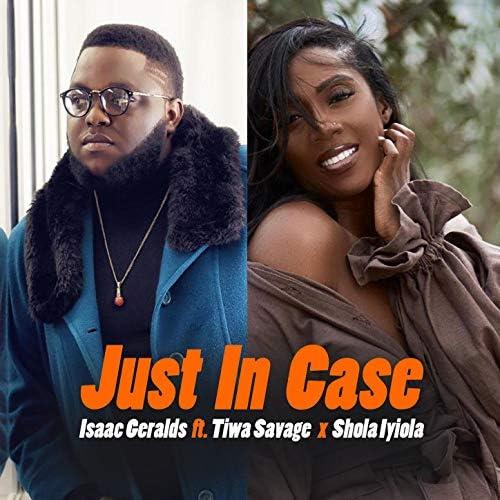Isaac Geralds feat. ティワ・サヴェージ & Shola Iyiola
