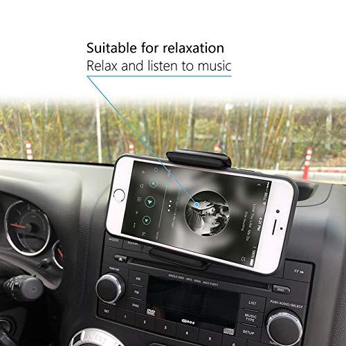 Universal Car Phone Mount for iPhone Samsung Google Huawei, Car Phone Ipad GPS MP4 Holder for Jeep JK Wrangler 2012-2017