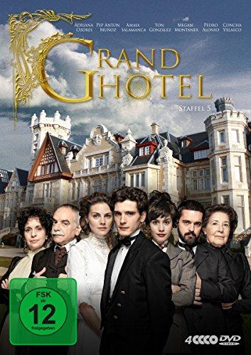 Grand Hotel - Staffel 5 [3 DVDs]