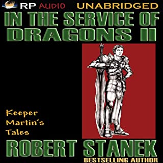 In the Service of Dragons II audiobook cover art