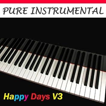 Pure Instrumental: Happy Days, Vol. 3
