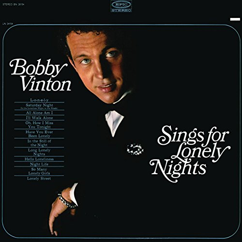 Bobby Vinton Sings For Lonely Nights - Bobby Vinton