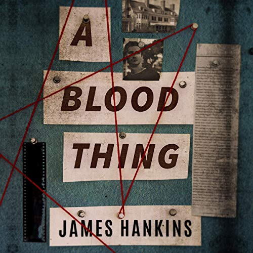 A Blood Thing cover art