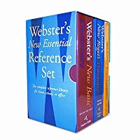 ウェブスターズ エッセンシャル リファレンス ブック3冊セット ペーパーバック