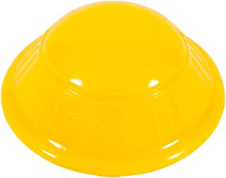 (Yellow) - Dycem 50-1651Y Non-Slip Cone-Shaped Bottle Opener, Yellow