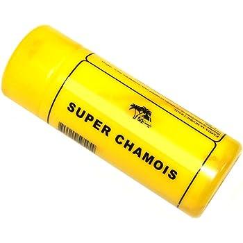 Peau de chamois synth/étique en PVA Chiffon en tube Tube de rangement 660 x 430/mm