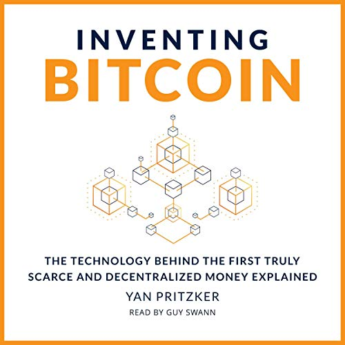 Inventing Bitcoin audiobook cover art
