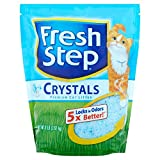 Fresh Step Crystals, Premium, Clumping Cat...