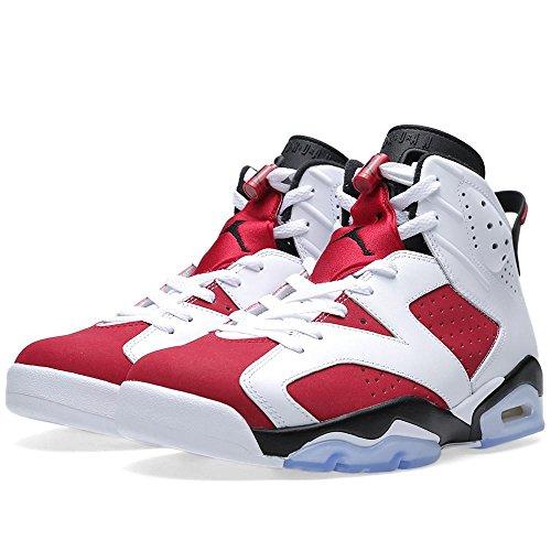 Air Jordan 6 Retro 'Carmine' - 384664-160 - Size 9.5 -