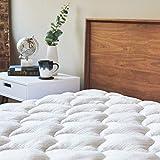 mello | Surmatelas Antistatique | Matelassage Pliable de Haute Qualité pour Un Confort Premium |...