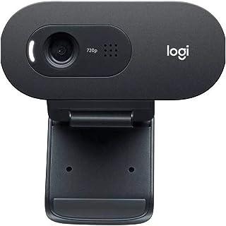Logitech Webcam HD 720p et Micro Longue portée