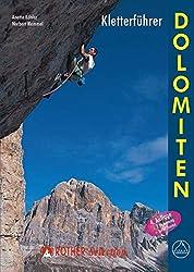 Kletterführer Dolomiten