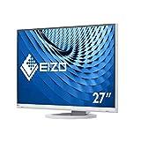 EIZO FlexScan EV2760-WT LED Display 68,6 cm (27') 2560 x 1440 Pixel Quad HD Bianco FlexScan EV2760-WT, 68,6 cm (27'), 2560 x 1440 Pixel, Quad HD, LED, 5 ms, Bianco