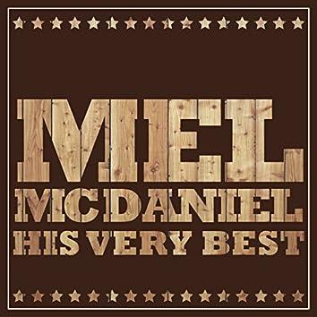 Mel McDaniel - His Very Best