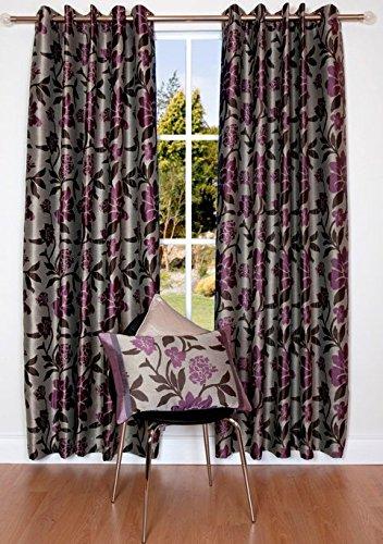 Scatterbox Vorhänge, violett