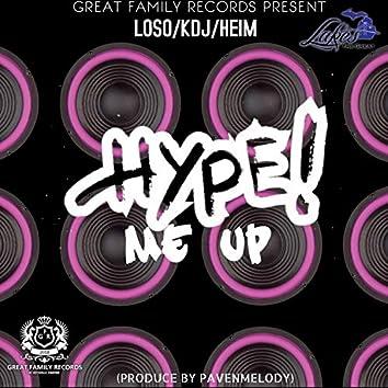 Hype ME UP ALC BOYZ (feat. Loso, KDJ, & Heim ALC BOYZ)