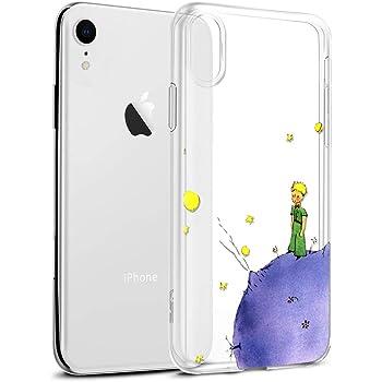 Yoedge Funda iPhone XR Ultra Slim Cárcasa Silicona Transparente ...