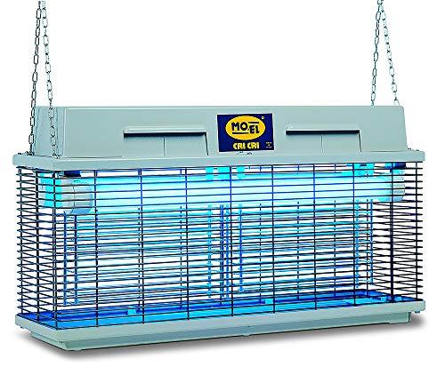 MO-EL Zanzariera Elettrica 80 Watt