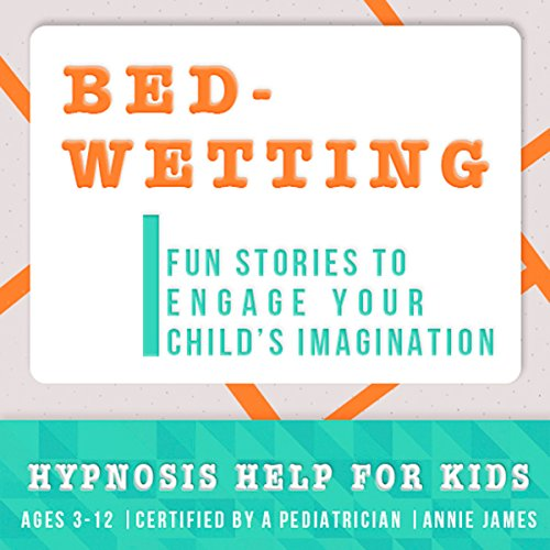 Childhood Bedwetting audiobook cover art