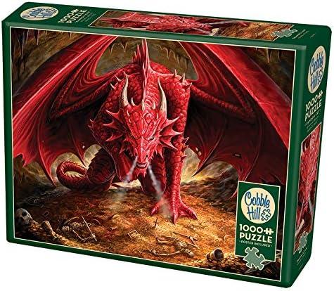 Cobble Hill Dragon's Lair Cheap SALE Start Piece 1000 mart Puzzle