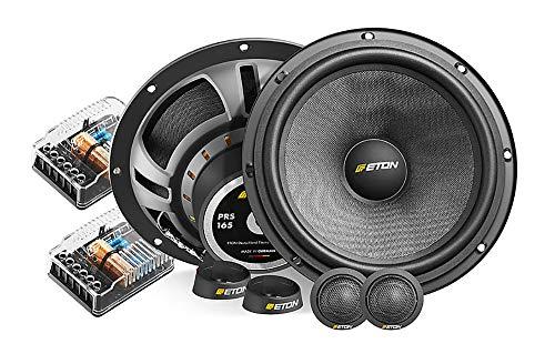 ETON PRS 165.2-16,5cm/165mm - 2-Wege Auto Lautsprecher/Boxen Komponenten System - Schwarz - 1.1666.13