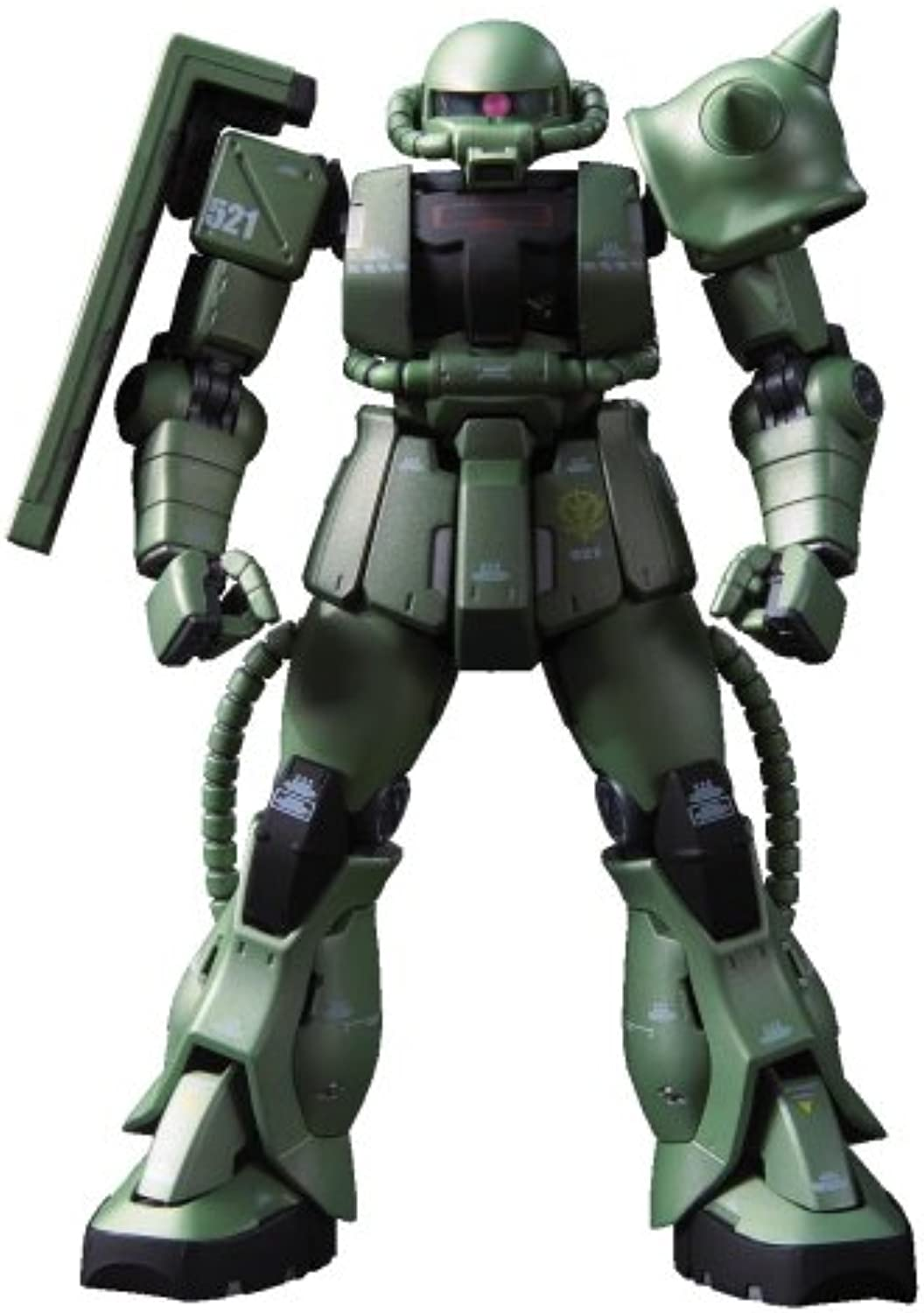 Gundam Super HCM SHCM Pro MS-06F Zaku figure (japan import)