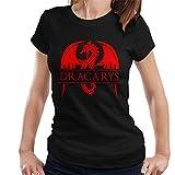 Game of Thrones Dracarys Dragon Logo Women's T-Shirt