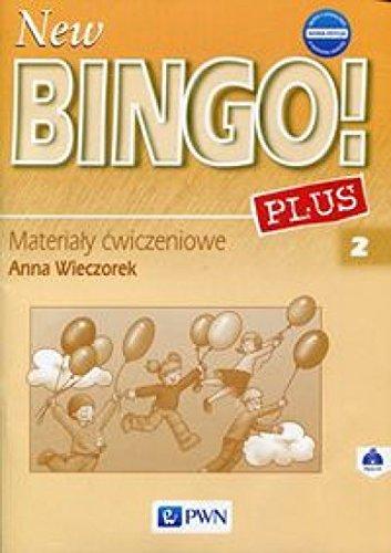 New Bingo! 2 Plus ćwiczenie [KSIĄŻKA]