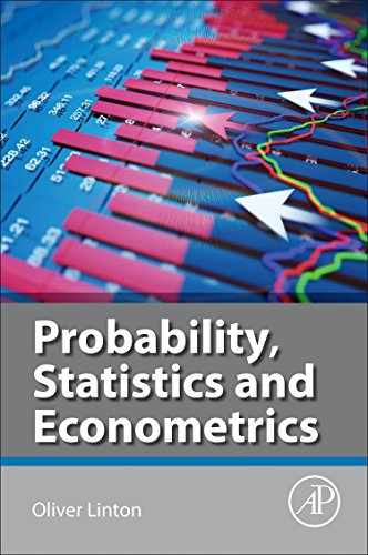 Compare Textbook Prices for Probability, Statistics and Econometrics 1 Edition ISBN 9780128104958 by Linton, Oliver