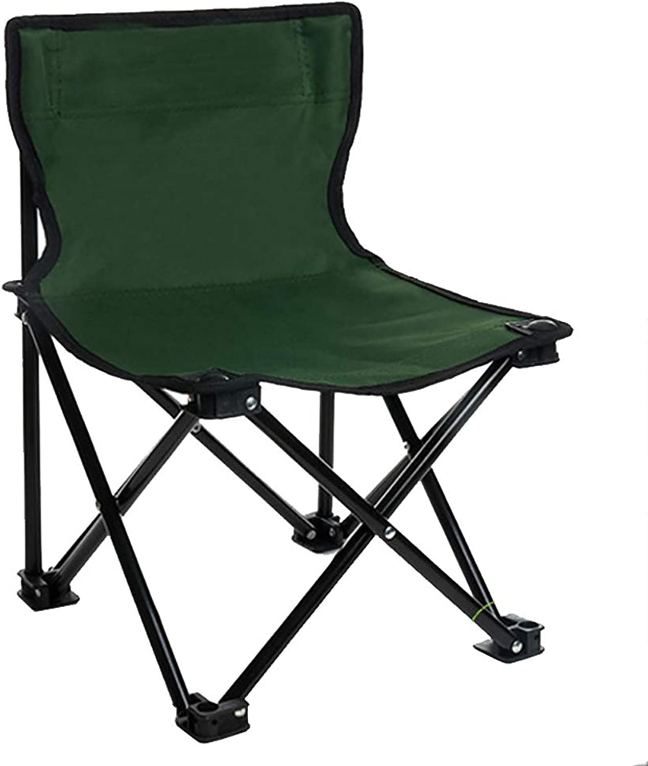 Camping Folding Chair High Back Portable with Carry Bag,for Outdoor,Lawn, Garden, Lightweight Aluminum Frame, Support 80kg,A,1pcs