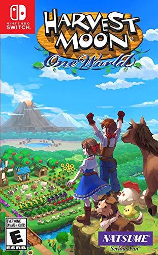 Harvest Moon: One World Standard Edition - Nintendo Switch