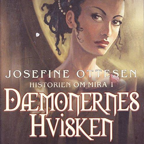 Dæmonernes hvisken (Historien om Mira 1) audiobook cover art