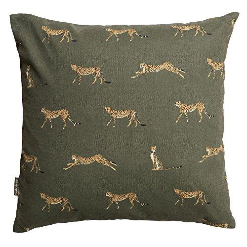 Sophie Allport Cheetah Cushion - 45cm x 45cm