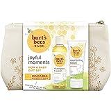 Burt's Bees Joyful Moments with Baby Shampoo Wash, Lotion and Lip Balm