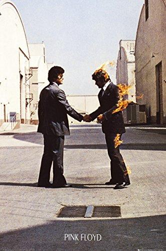 GB eye Poster, Motiv Pink Floyd - Wish You were Here, 61x91,5cm