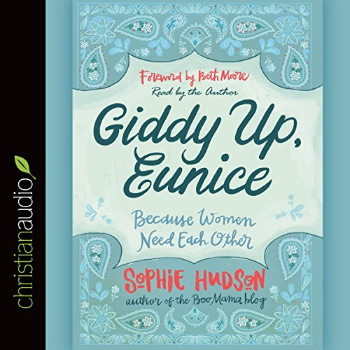 Giddy Up, Eunice audiobook cover art