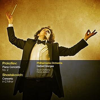 Prokofiev: Piano Concerto No. 2 - Shostakovich: Concerto in C Minor