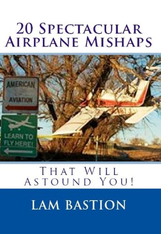 大洪水スポンサーアルコーブ20 Spectacular Airplane Mishaps (English Edition)
