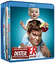 Dexter: Seasons 1-4 [Blu-ray] by Showtime Ent. by Brian Kirk, Ernest R. Dickerson, Jeremy Podes Adam Davidson
