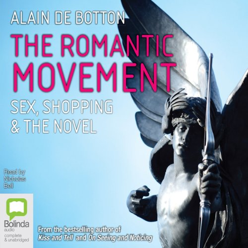 The Romantic Movement audiobook cover art
