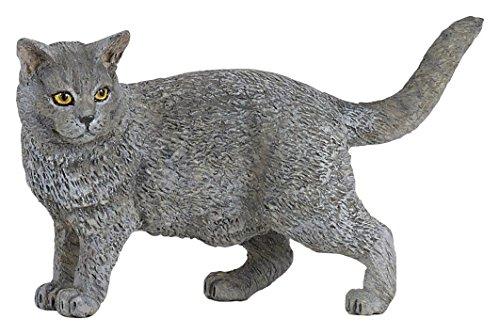 Chartreuse cat figure - Papo 54040