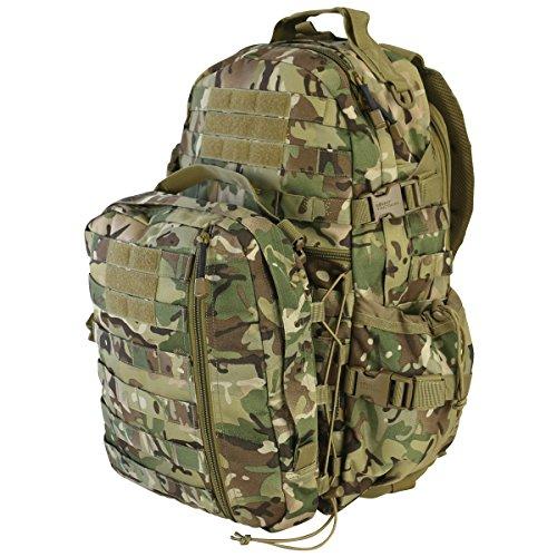 Kombat UK Unisex Defender Pack, BTP (British Terrain Muster), eine Größe passt alle