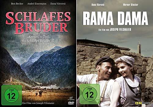 Joseph Vilsmaier 2-Filme Collection   Rama Dama + Schlafes Bruder