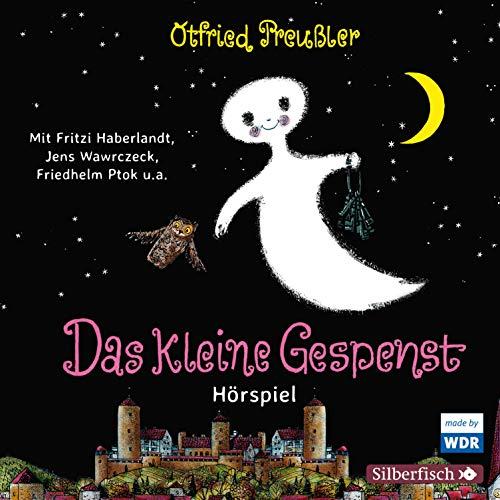 Das kleine Gespenst. Das WDR-Hörspiel  By  cover art