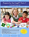 Two Full Length Practice Tests for the CoGAT Form 7: For Level 8 (Grade 2) (Volume 3)
