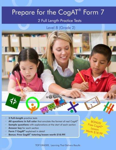 Top gate test prep books grade 2 for 2020