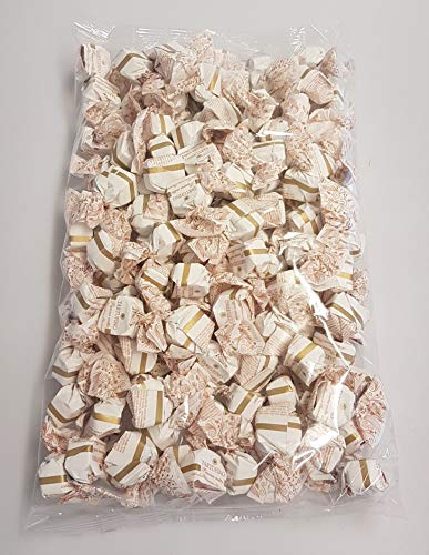 1 kg Tartufino dolce panna cotta | 140 Stück je 7 g | Antica Torroneria Piemontese | Trüffel Praline aus Italien | Trüffel mit Weißer Schokolade und Piemont Haselnüssen | Großpackung | Glutenfrei