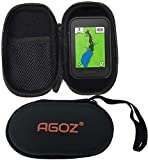 AGOZ Hard Protective Carry Case for Garmin Approach G30, G10, G7, G6, Izzo Swami 5000 4000+ 4000 3000, Swami Pocket, GolfBuddy Aim V10, Voice X, Voice 2, Bushnell Phantom Sport Golf GPS Rangefinder