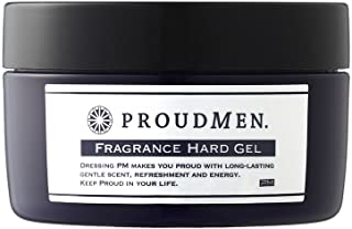 プラウドメン フレグランスハードジェル 90g 整髪料 スタイリング剤 ヘアジェル